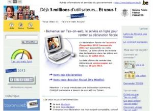Erreurs Tax-on-Web 2012