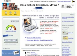 Erreurs Tax-on-Web 2012